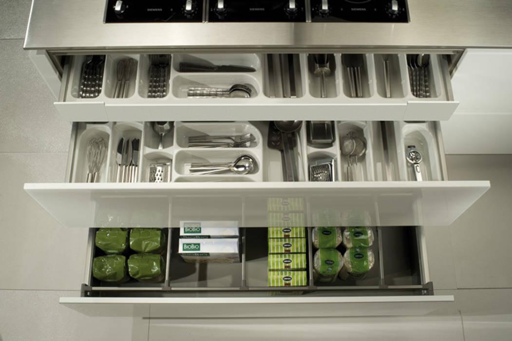 Organisation set in acrylic Urban Myth KitchenStorage