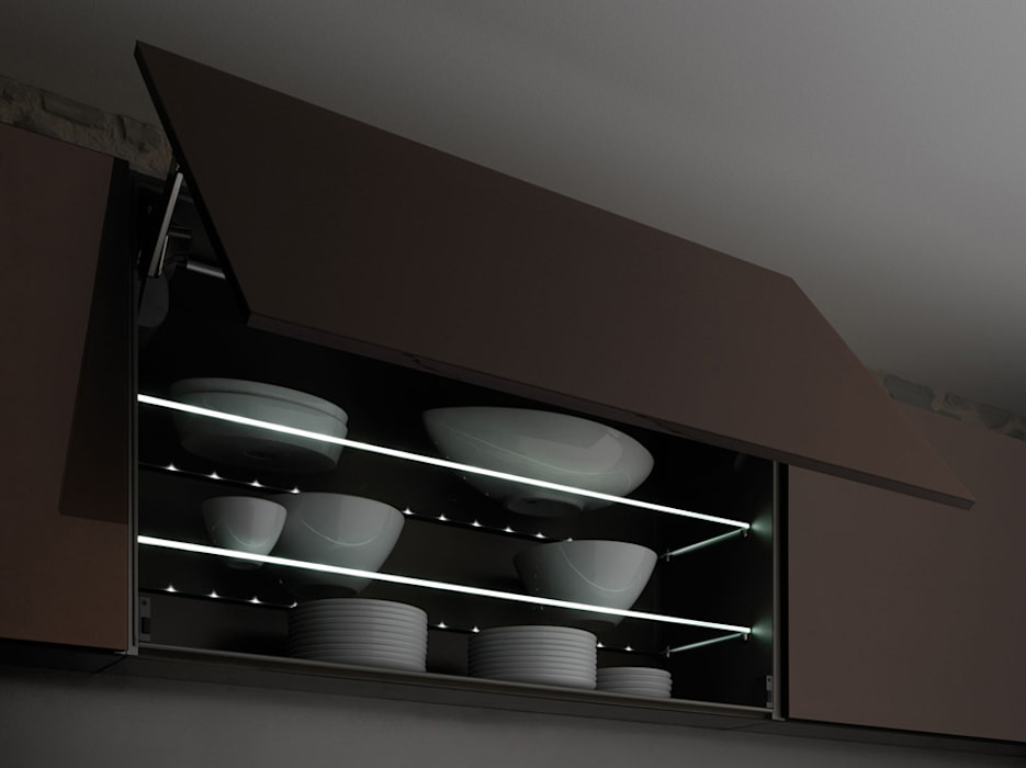 Incredible Led Illuminated Glass Shelves Modern By Urban Myth Modern Download Free Architecture Designs Embacsunscenecom