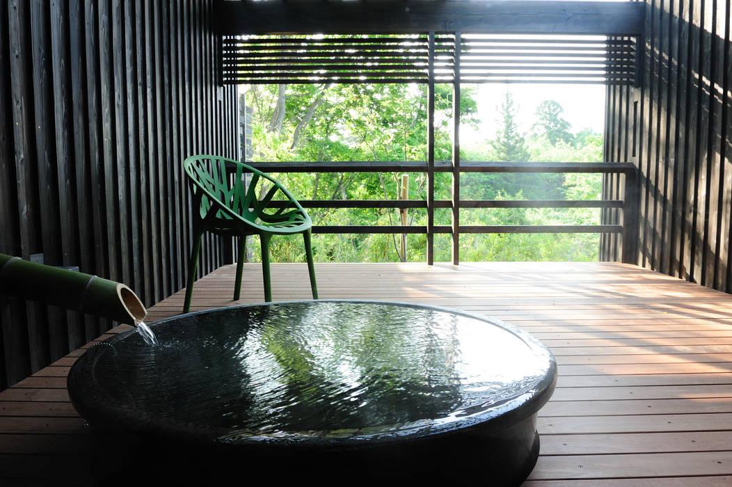 客室 おとぎの里 : Room  OTOGINOSTO: TAKA建築設計室が手掛けたホテルです。