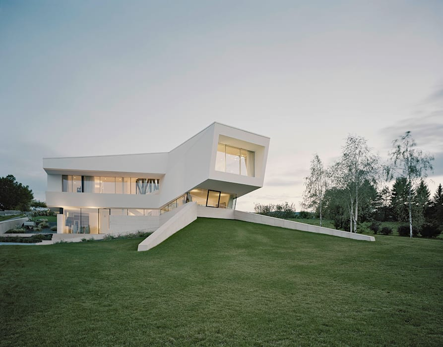 project a01 architects, ZT Gmbh Case moderne