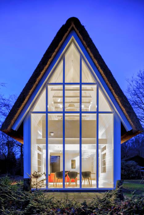 Projekty,  Domy zaprojektowane przez reitsema & partners architecten bna, Wiejski