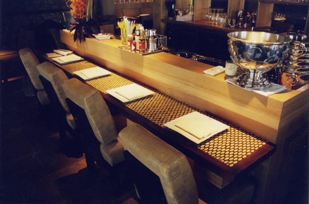 Custom made bar Gastronomie asiatique par Matahati Asiatique
