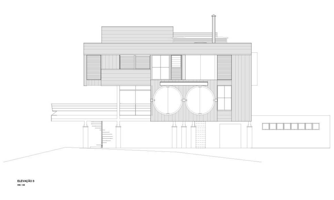 Sertão da Barra do Una | casa por ARQdonini Arquitetos Associados