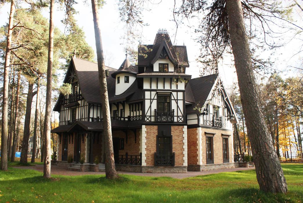 Houses by STUDIOKORA