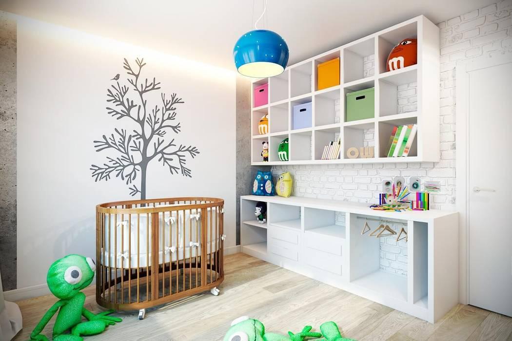 Industriale Kinderzimmer von CO:interior Industrial