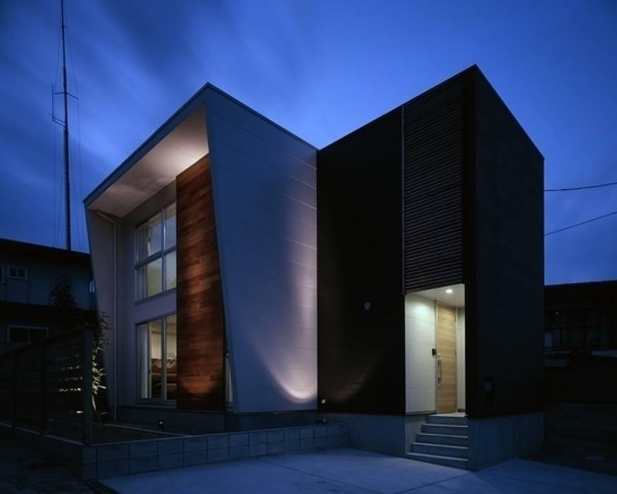 三滝の家 モダンな 家 の 有限会社アルキプラス建築事務所 モダン