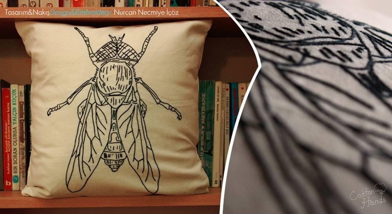 Cotton Hands Scandinavian style living room
