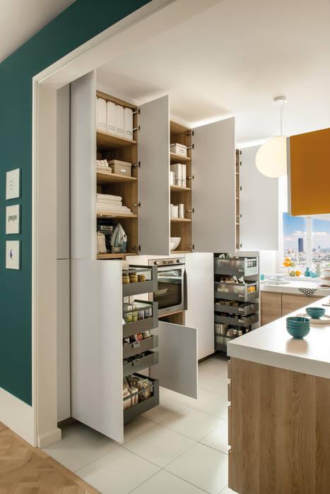Cocinas de estilo  por Schmidt Palmers Green,