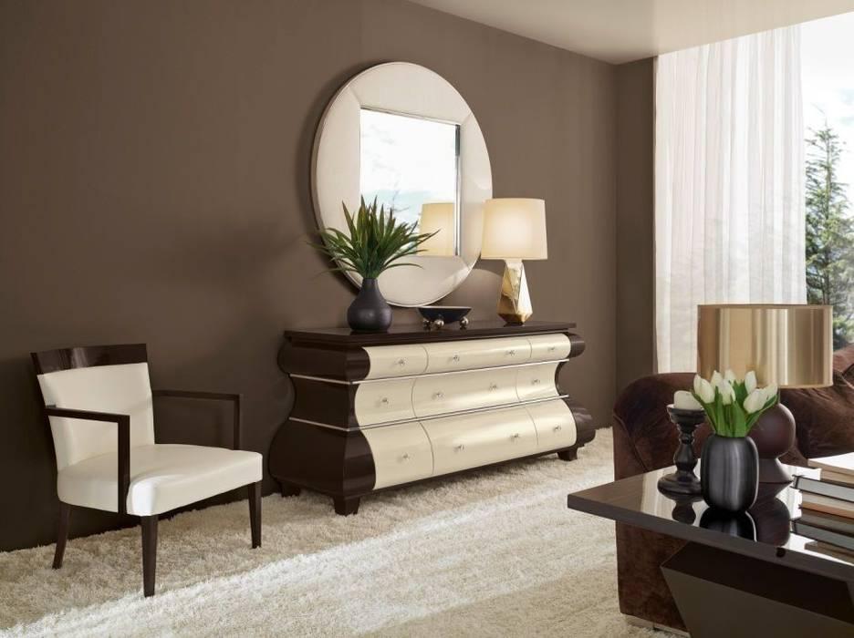 Cómoda Art Decó Century Ámbar Muebles RecámarasArmarios y cómodas