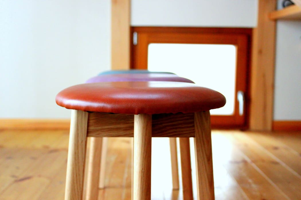 trusty wood works Dining roomChairs & benches