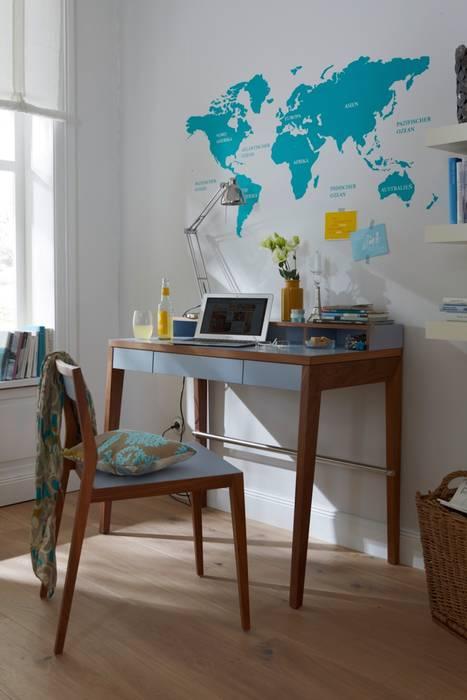 Gute Reise, Globetrotter diewohnblogger Wände & BodenWanddekorationen