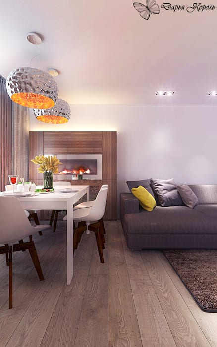 Salon minimaliste par Your royal design Minimaliste
