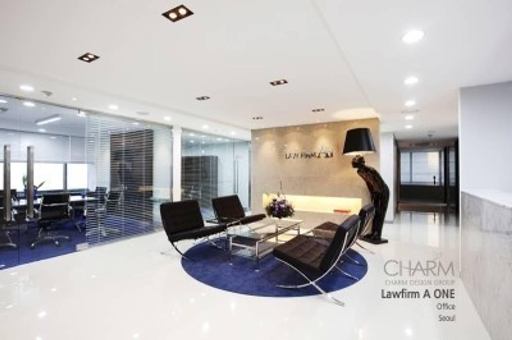 Bürogebäude von 참공간 디자인 연구소, Modern