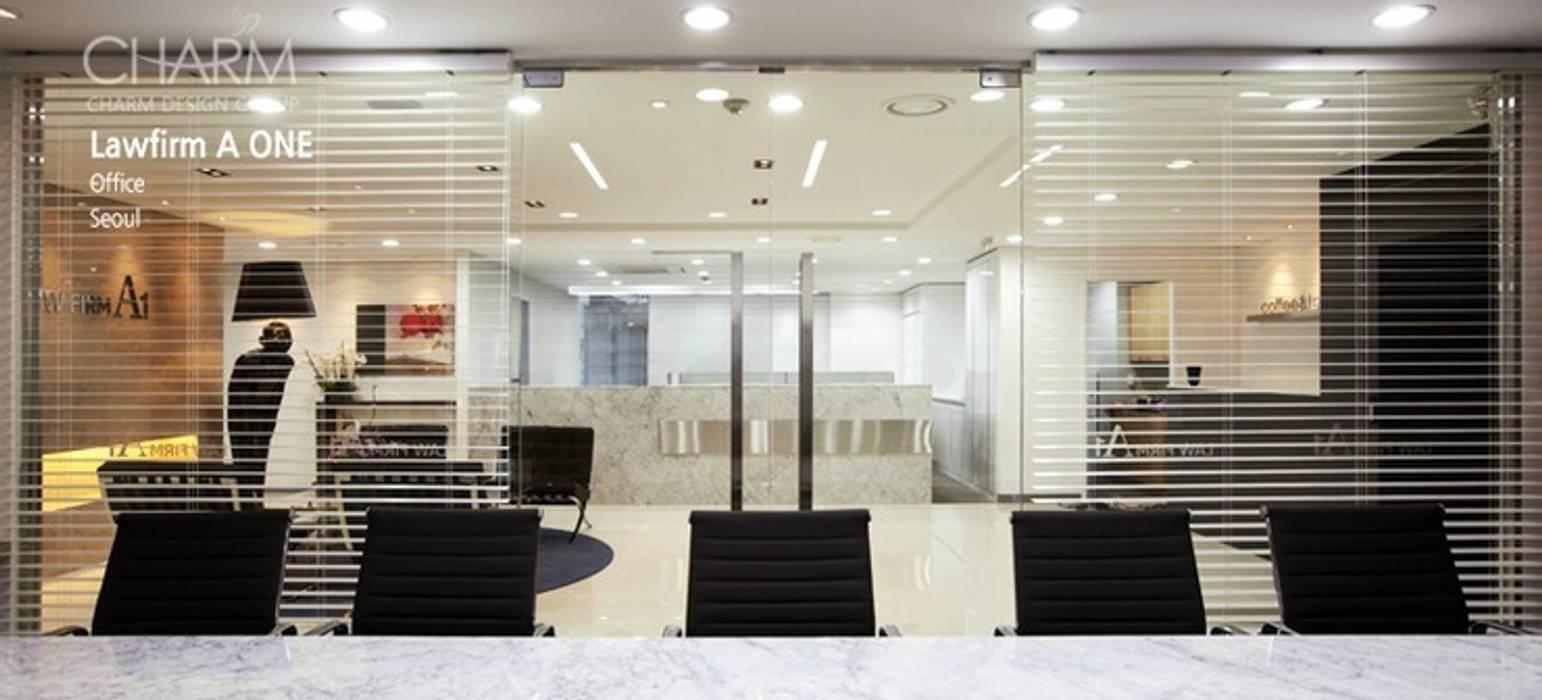 Modern office buildings by 참공간 디자인 연구소 Modern
