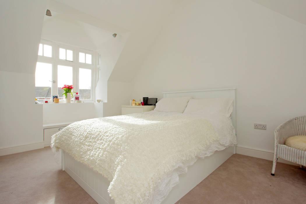Wickham House Kamar Tidur Klasik Oleh C7 architects Klasik