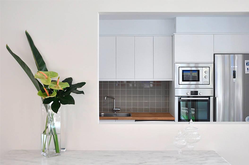 現代房屋設計點子、靈感 & 圖片 根據 Casas Cube 現代風