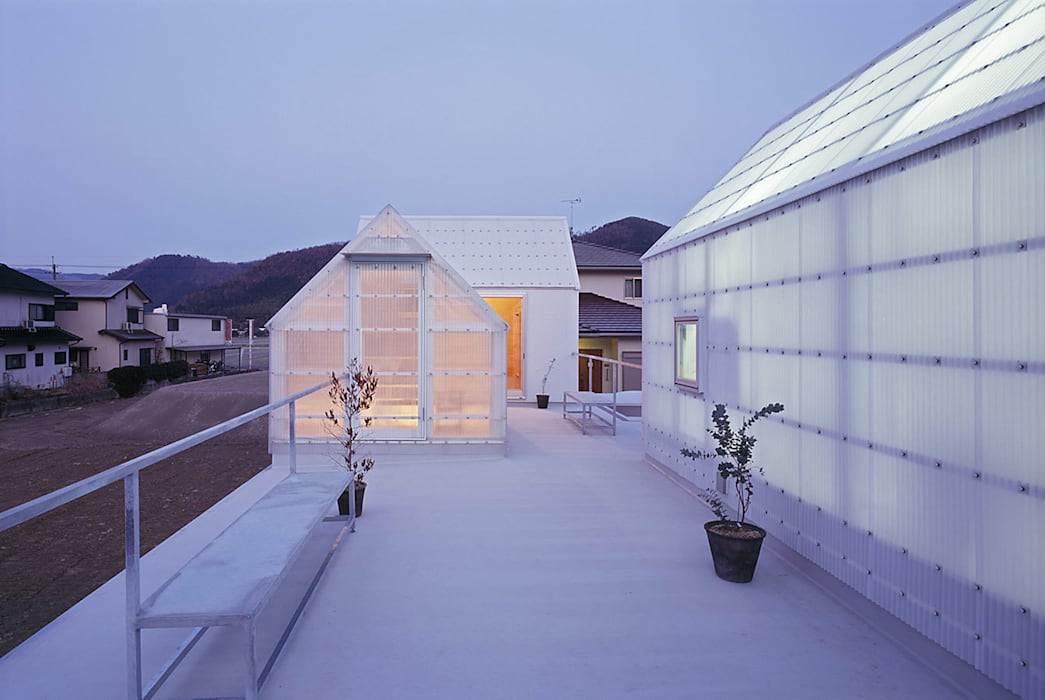 House in Yamasaki by 島田陽建築設計事務所/Tato Architects Eclectic