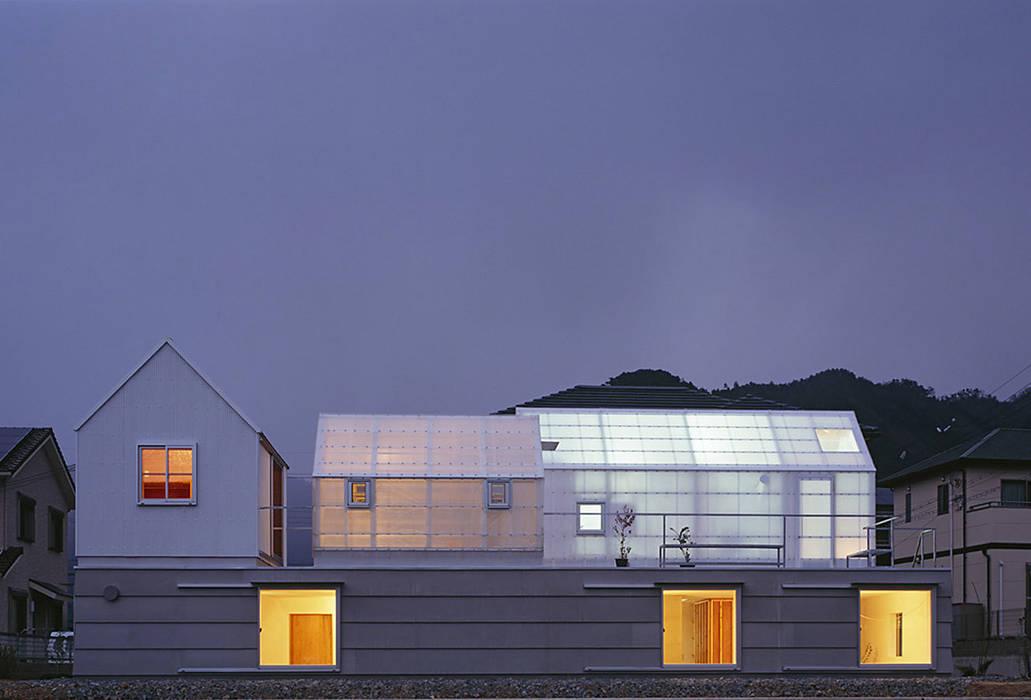 山崎町の住居 オリジナルな 家 の 島田陽建築設計事務所/Tato Architects オリジナル