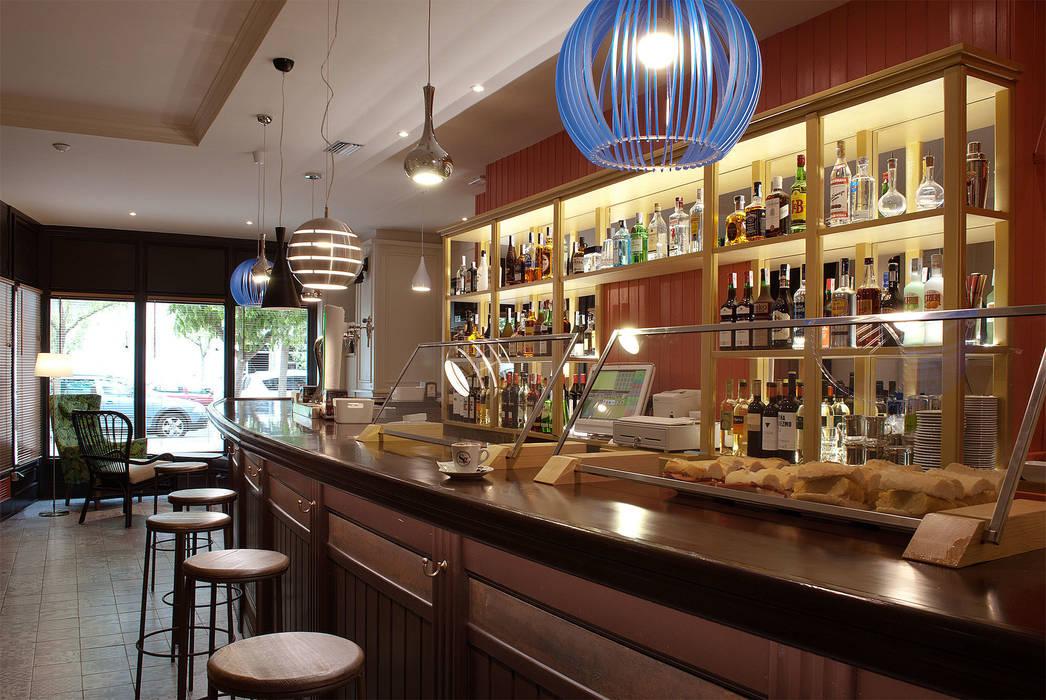 Vista general interior: Locales gastronómicos de estilo  de interior03