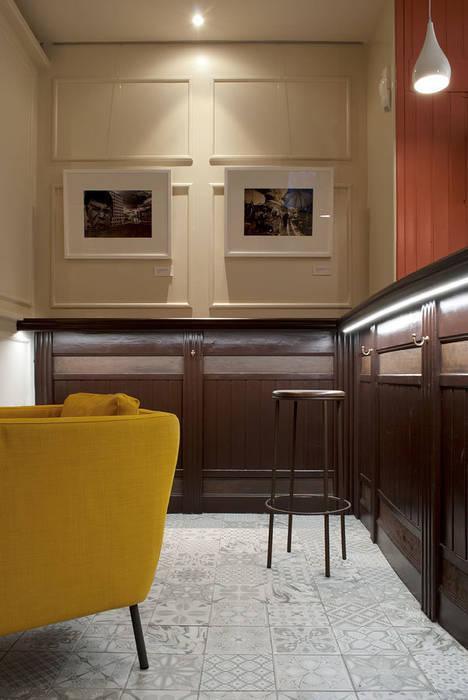 Vista d edetalle interior: Locales gastronómicos de estilo  de interior03
