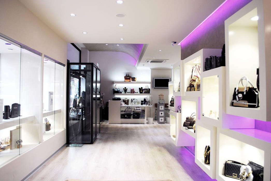 Vista general interior interior03 Oficinas y tiendas de estilo moderno