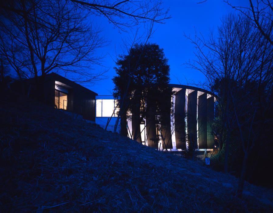 Villa K1 Modern houses by Atelier Boronski Modern