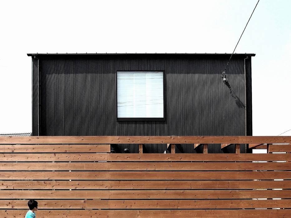 Ik-house ラスティックな 家 の AtelierorB ラスティック