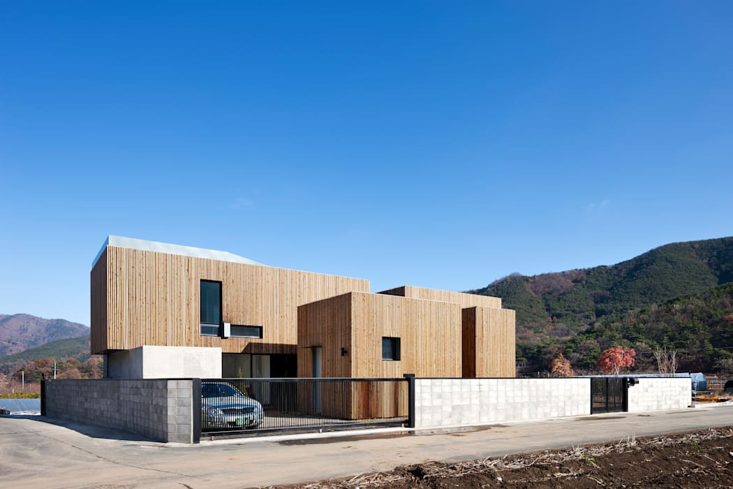 Modern Houses by ADF Architects Modern