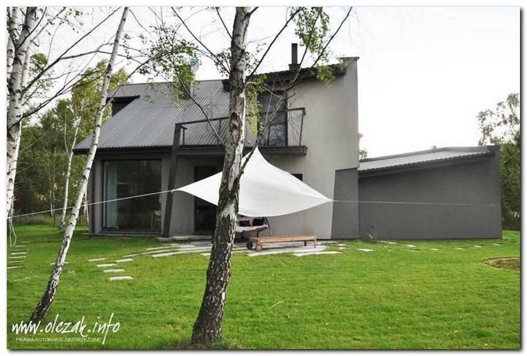 Dom jednorodzinny w Prażmowie OPS Architekt Maciej Olczak