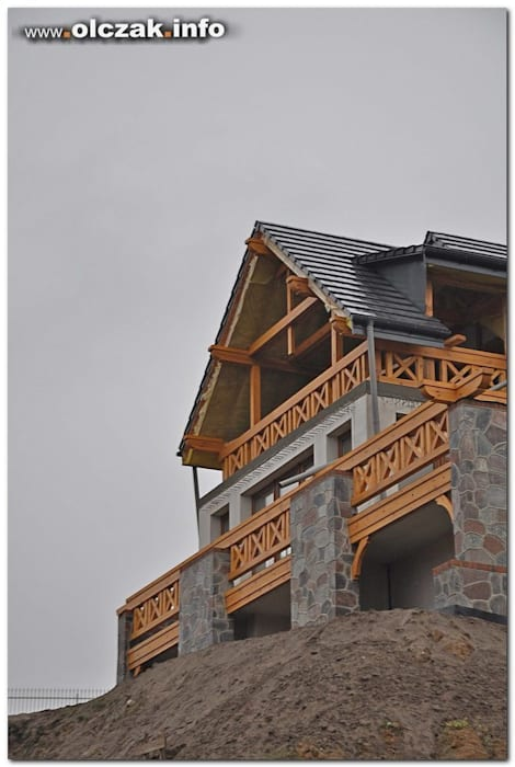 de OPS Architekt Maciej Olczak Rural