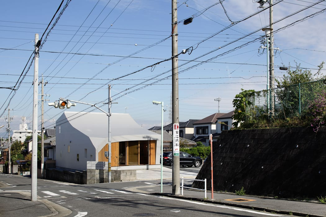 HOUSE H Modern home by mattch Modern