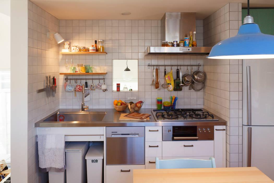 Dapur oleh Far East Design Labo, Eklektik