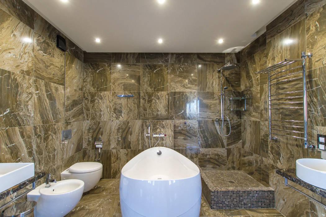 Andrey Gulyaev Architects Modern spa
