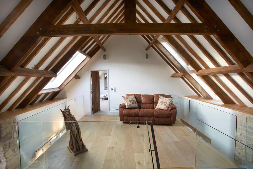 Gallery Hart Design and Construction Flur, Diele & Treppenhaus im Landhausstil
