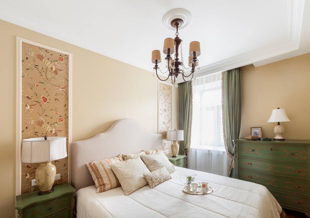 Спальня: Спальни в . Автор – Ася Бондарева, Классический