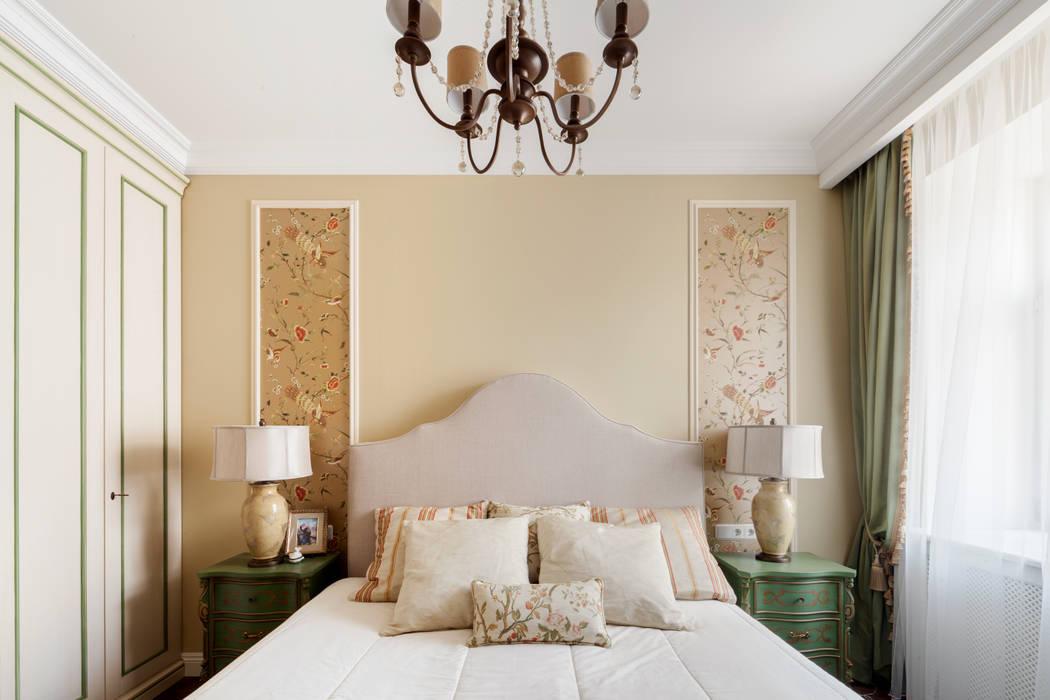 Спальня Спальня в классическом стиле от Ася Бондарева Классический