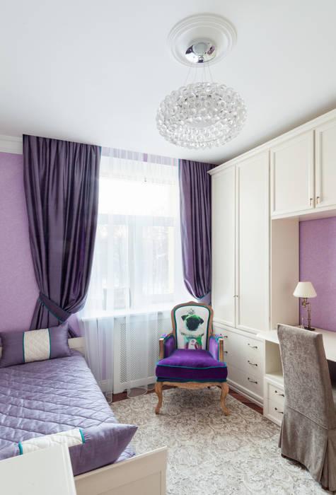 Детская: Детские комнаты в . Автор – Ася Бондарева, Классический