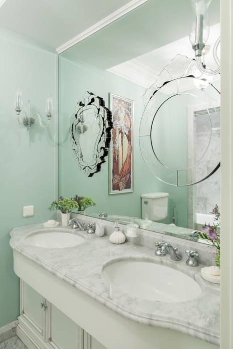 Ванная: Ванные комнаты в . Автор – Ася Бондарева
