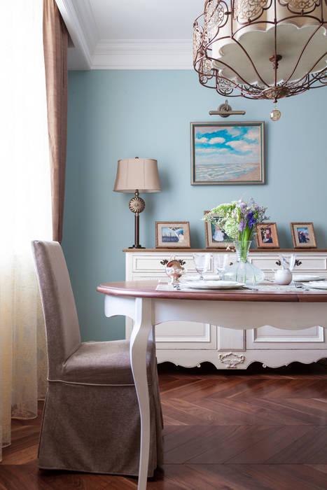 Столовая: Столовые комнаты в . Автор – Ася Бондарева