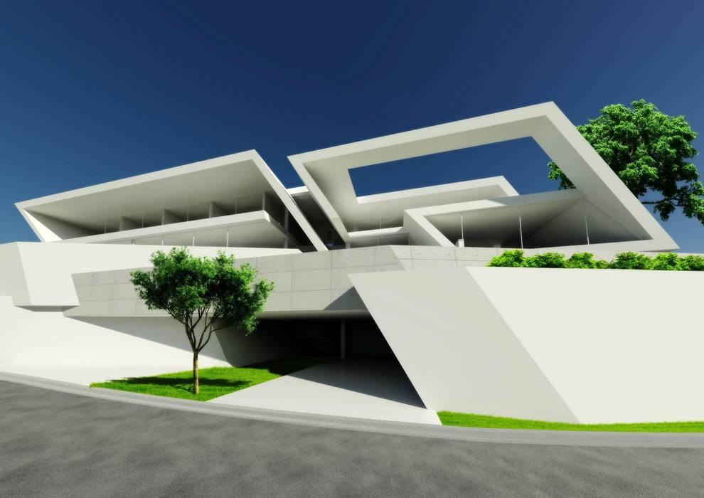 House Bes Nico Van Der Meulen Architects Modern Houses