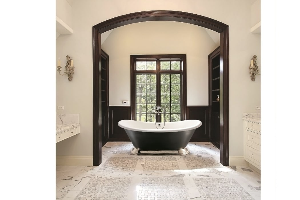 The Excelsior Bath BC Designs BathroomBathtubs & showers