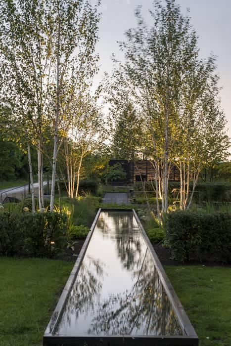 Сады в . Автор – GartenLandschaft Berg & Co. GmbH, Модерн