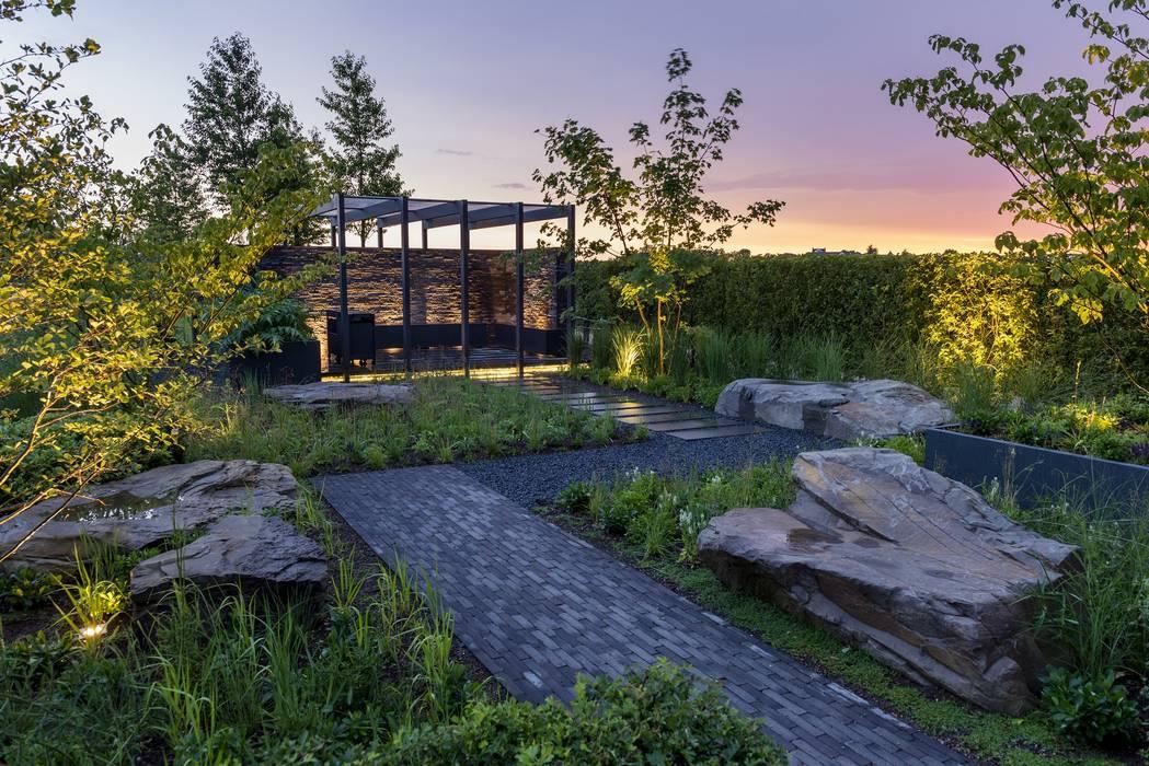 Nowoczesny ogród od GartenLandschaft Berg & Co. GmbH Nowoczesny