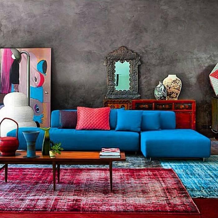 Modern Living Room by Meral Akçay Konsept ve Mimarlık Modern