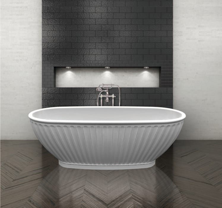 The Casini Bath BC Designs BathroomBathtubs & showers