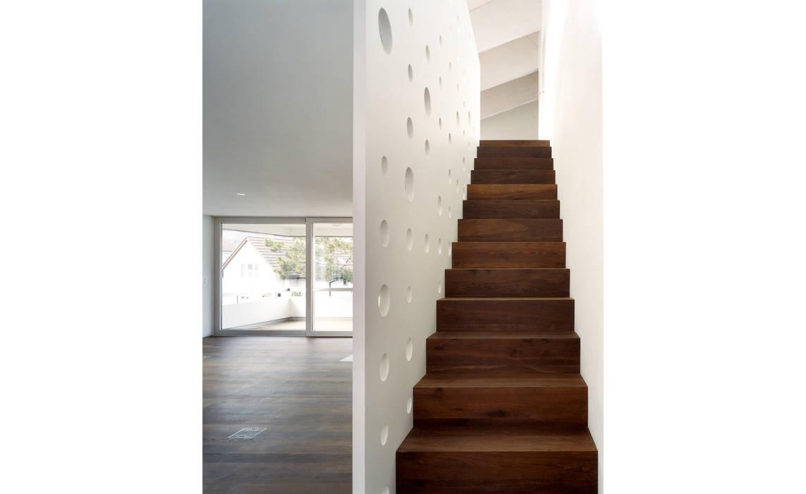 weberbuess Architekten SIA Soggiorno classico