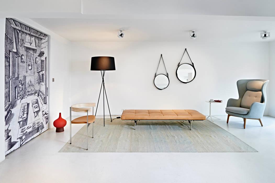 Fritz Hansen Brandstore Commercial Spaces By Minimum Einrichten