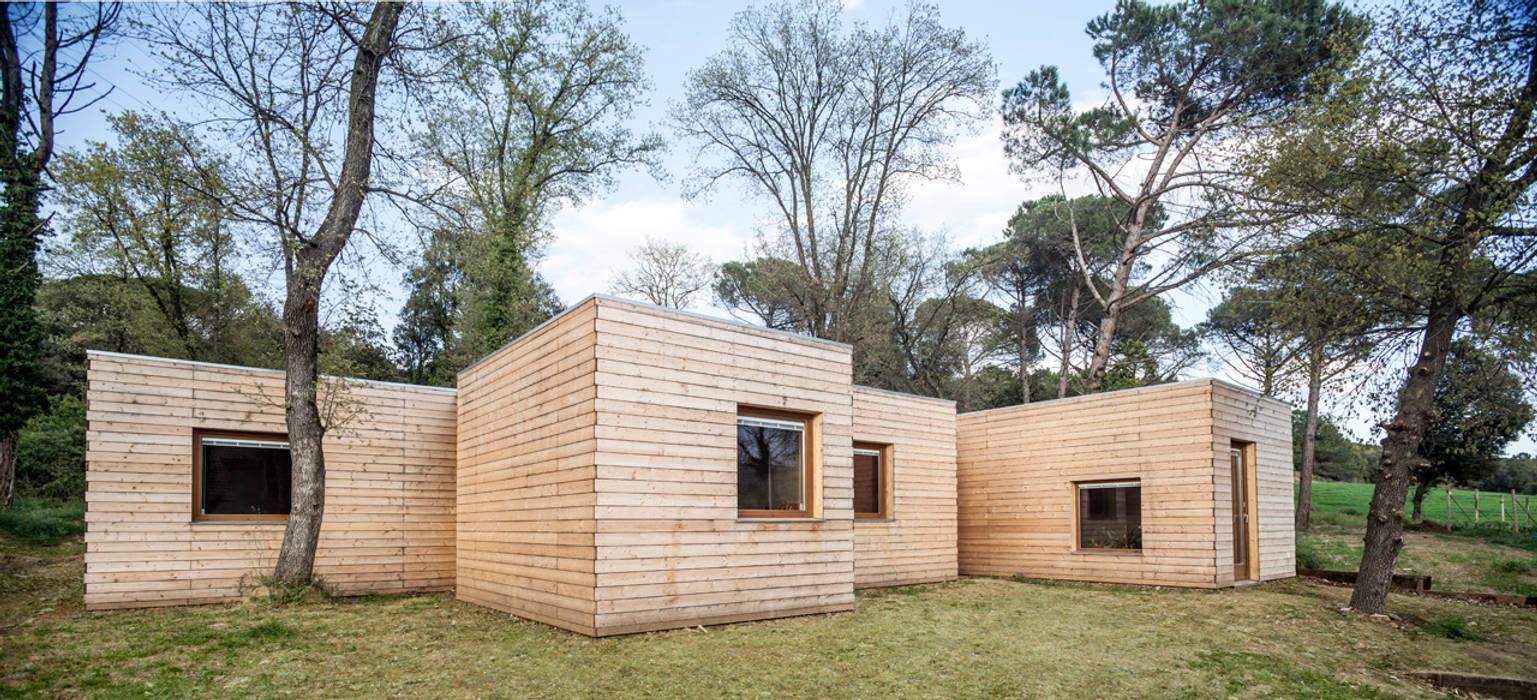 Casa GG Alventosa Morell Arquitectes Casas de estilo moderno