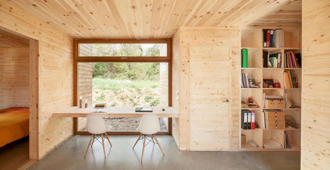 Casa GG Comedores de estilo moderno de Alventosa Morell Arquitectes Moderno