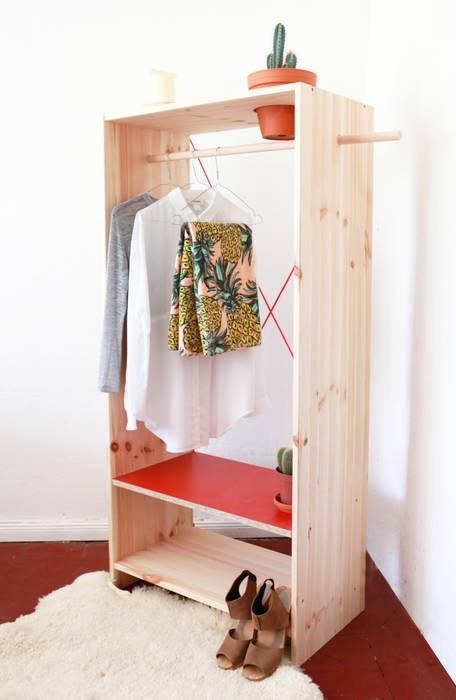 DIY Planter Closet Katleen Roggeman DressingArmoires et commodes